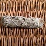 4″ White Sage Wand