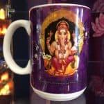 Lord Ganesha Remover of Obstacles Mug
