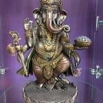 "7.5"" Ganesha Statue"
