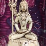 "5.5"" Shiva Statue"