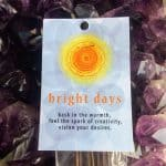 Bright Days Incense