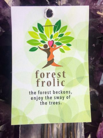 Forest Frolic Incense