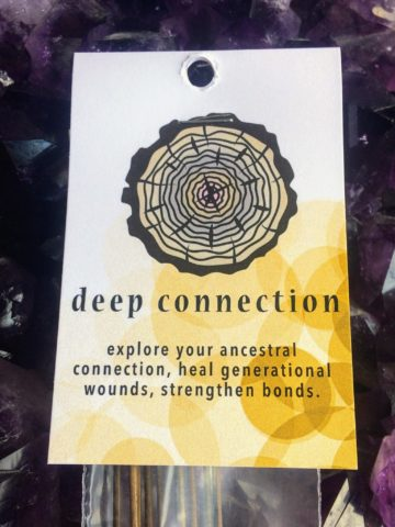 Deep Connection Incense
