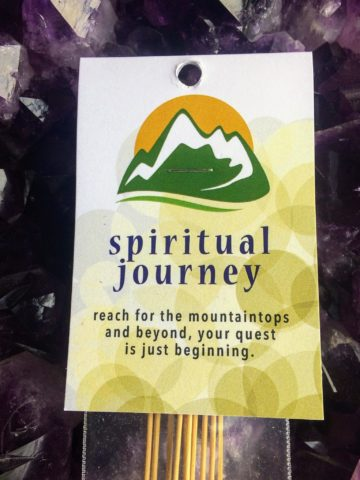 Spiritual Journey Incense