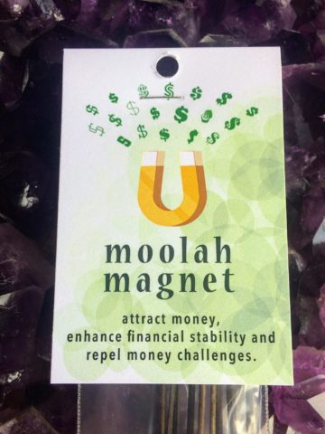 Moolah Magnet Incense