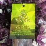 Earth Element Incense Sticks - Pack of 10
