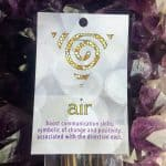 Air Element Incense Sticks - Pack of 10