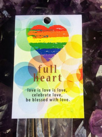 Full Heart Incense