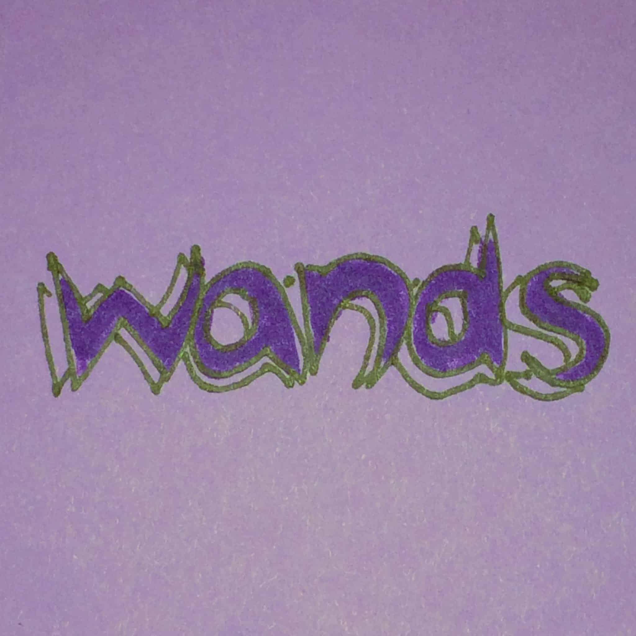 Wands/Athames