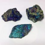 "Chalcopyrite ""Peacock Ore"" Rough Specimens"