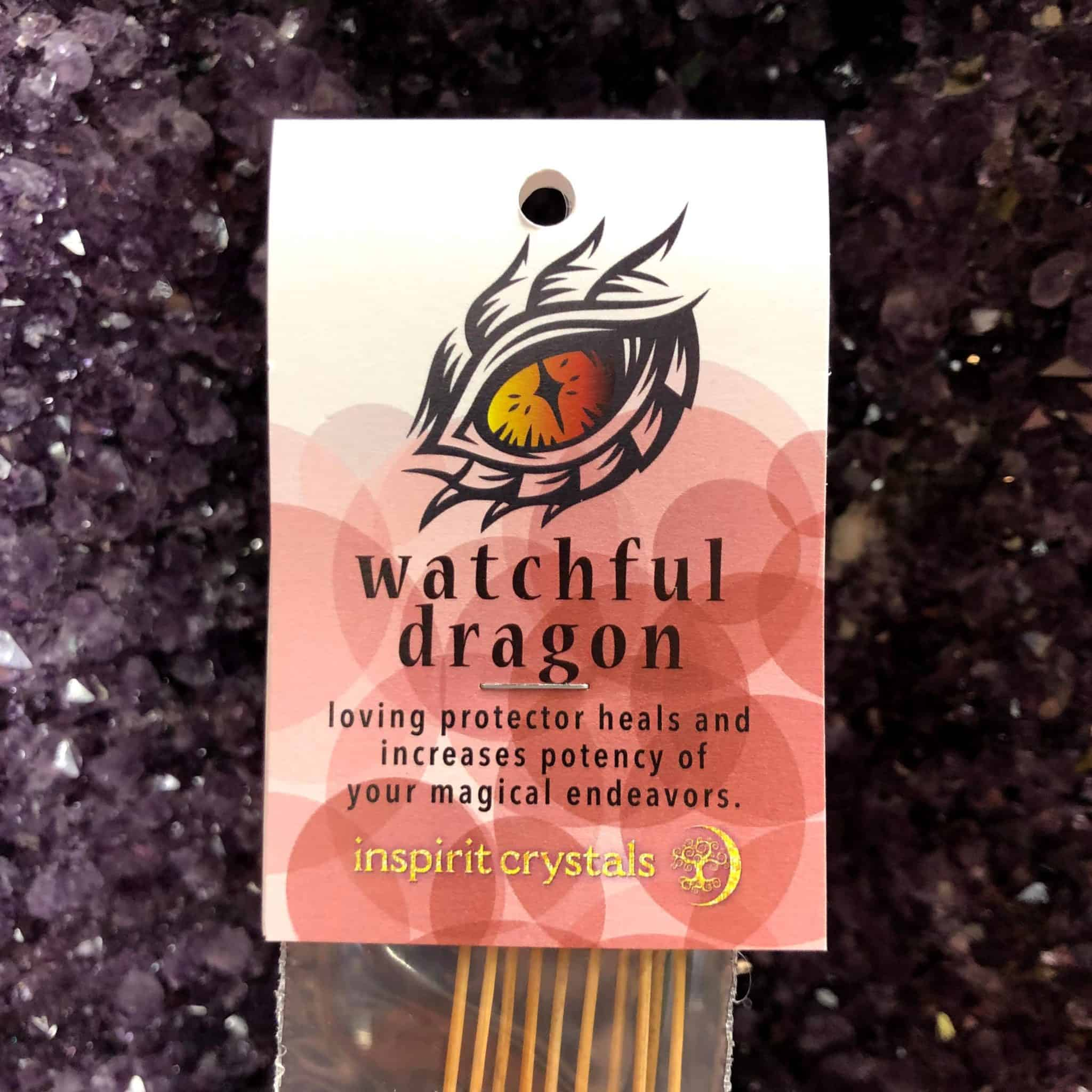 Watchful Dragon Incense