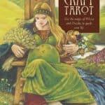 The DruidCraft Tarot Large Deck and Book Set