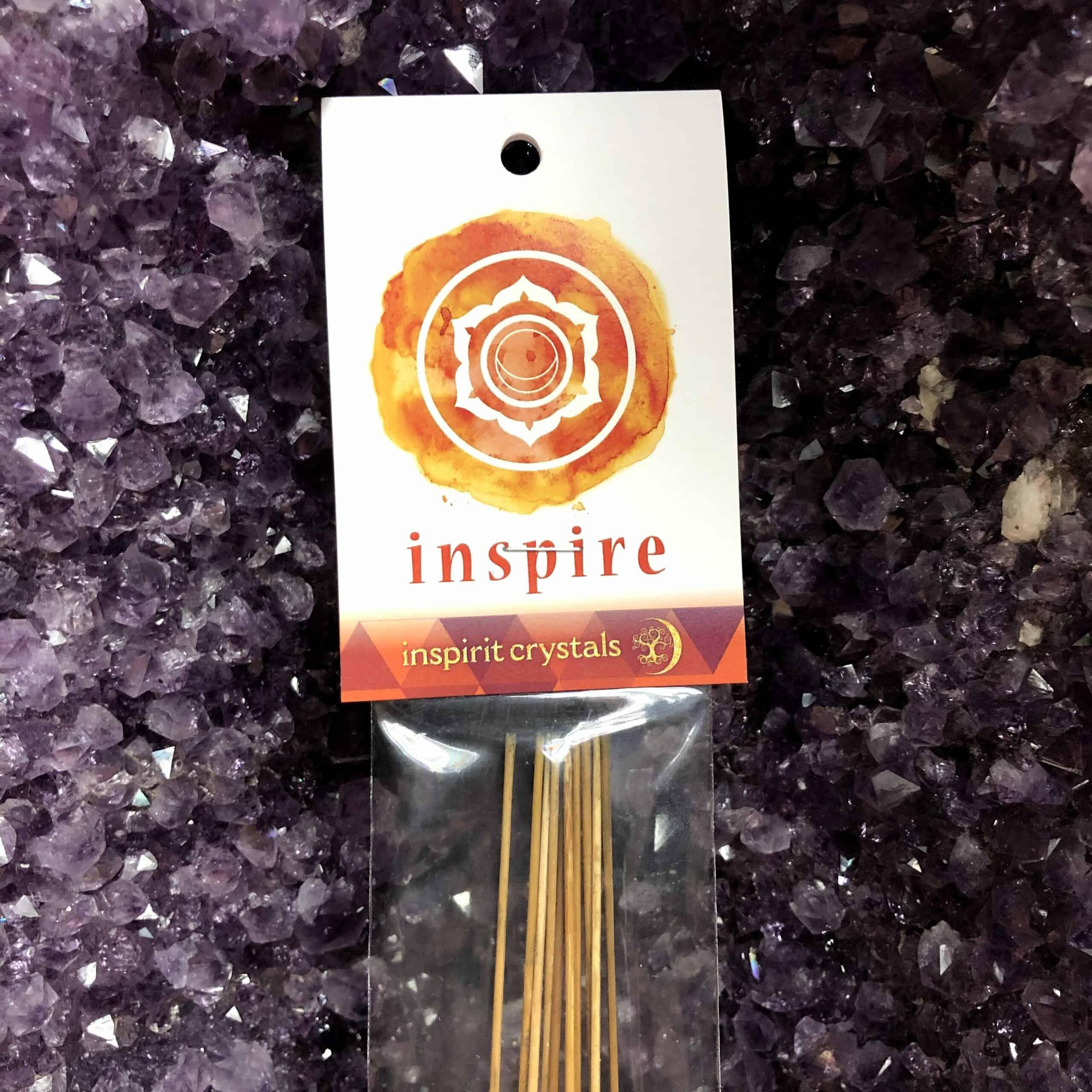 Sacral Chakra (Inspire) Incense