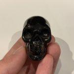 Onyx Polished Skull 77g